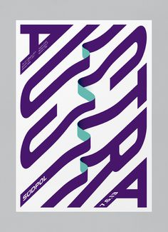Südpol 13 #risograph #poster #austra