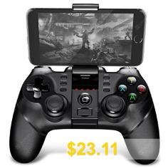 iPega #PG #- #9077 #Bluetooth #Wireless #Gamepad #- #BLACK