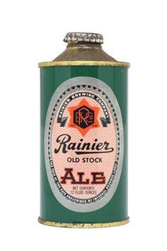 Rainier Old Stock ALe