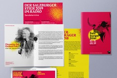 Salzburger Stier Cabaret Prize 2019 on Bechance Graphic by Formbar.it