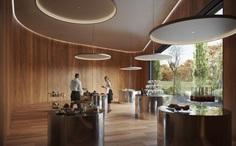 HofmanDujardin: Funeral Ceremony Centre | Sgustok Design