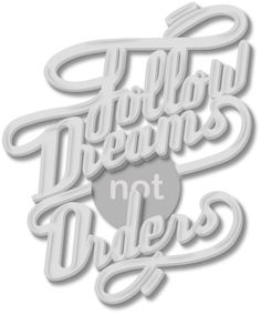 Typography by Ben Johnston   Cuded #johnston #ben #typography