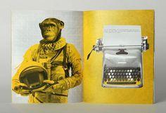 Infinite Monkey Theorem — Faesthetic Magazine → Labour #faesthetic #projects #layout #labour #magazine
