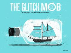 All sizes | The Glitch Mob | Flickr - Photo Sharing! #print #poster