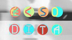 Estúdio Arnold | Sim Viral #design #experimental #typography