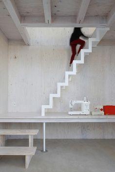 Unfinished House by Yamazaki Kentaro Design Workshop