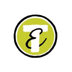Entre Tostas #monogram #logo #logotype