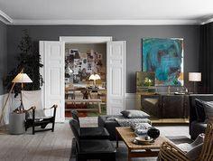 Ilse Crawford at The Apartment - emmas designblogg #interior #design #decor #deco #decoration