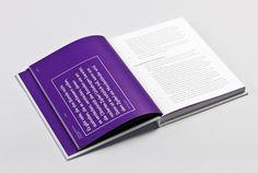 Die Glorifizierung des Banalen #book #typography