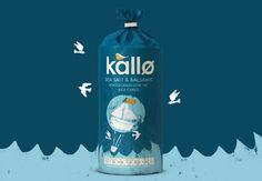 Kallo Packaging Design