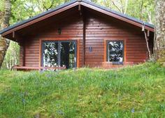In the Wild - Ulva Lodge Hideaway Lodge