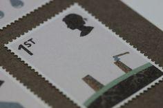 RSA World with a Future Postage Stamps #up #close #macro #luke