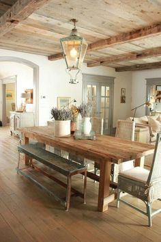 Dining table #interior #design #table