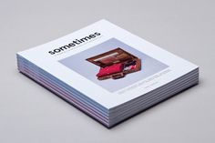 Sometimes Magazine / James Kape #print