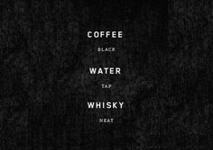 tumblr_m5uo8f1kxP1qahug3o1_500.jpg 500×354 pixels #coffee #whisky #water