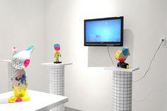 "Diploo Studio - ""I'm not digital"" exhibition @ Institute of Design Kielce"