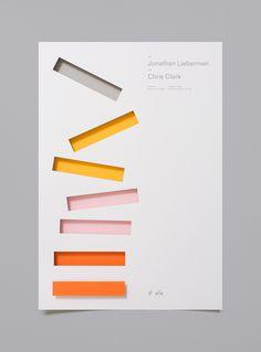 designer fund speakers folded paper poster cards minimal design collage inspiration designblog Designer Fund Posters www.mindsparklemag.com