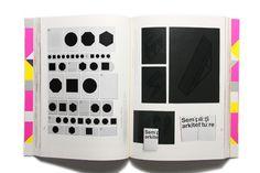 Balla Dora Typo Grafika #shape #book