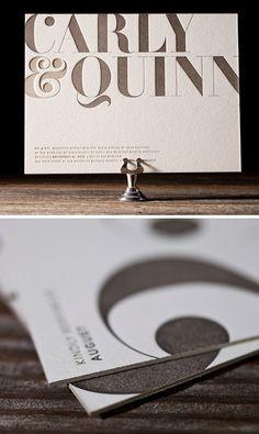 bellafigura_2013invites_03 #letterpress #invites #type #paper #typography