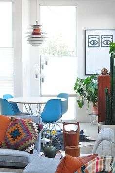 The Design Chaser: Homes to Inspire | Modern Findings #interior design #decoration #decor #deco