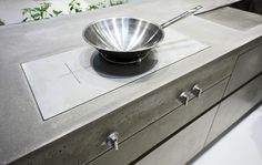 Kitchen and Residential Design: More wonders from London #kitchen #concrete