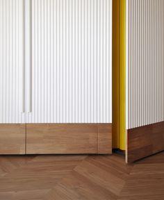 Apartment Renovation in Cesena - InteriorZine