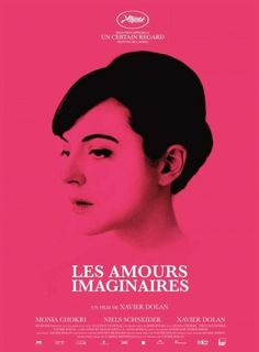 Heartbeats Movie Poster - 27 x 40 - French Style C #les #movie #heartbeats #amours #sheet #french #poster #one #imaginaires