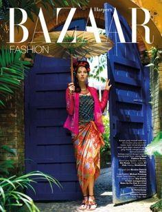 Revival of Kebaya on the Behance Network #print #photography #magazine