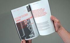 25 Year Retrospective Event Brochure