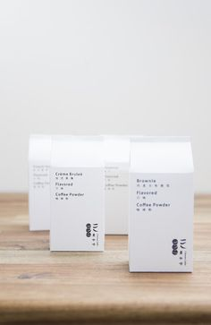 3 farmers coffee #white #packaging #asia #box #gift #coffee