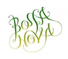 BossaLogo-RGB.png (PNG Image, 800 × 700 pixels) #lettering #design #graphic #type #typography