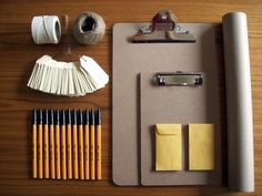 Things Organized Neatly #things #neatly #organized