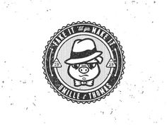 Dribbble - Umille & Thomas by Nathan Walker #logo #lockup #clothing #nathanwalker
