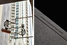Makeready Corporate Design - Mindsparkle Mag Peck Design Associates designed the Branding & Logo Design, Illustration, Package Design and Web Design for Makeready. #logo #packaging #identity #branding #design #color #photography #graphic #design #gallery #blog #project #mindsparkle #mag #beautiful #portfolio #designer