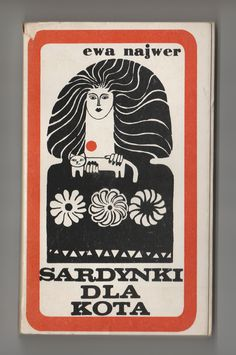 #cover #Poland #illustratoin #book #print Designed by Ewa Pruska, 1971