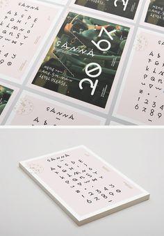C A N N A . #font #erdokozi #hiragana #print #erik #type #canna