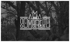 Sombrero on the Behance Network #typography