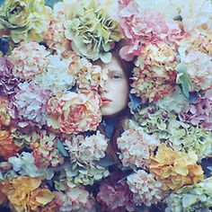 A Keeper ... #flowers #face #girl #photo