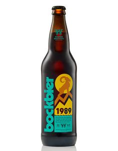 Widmer Brothers 1989 #beer #packaging