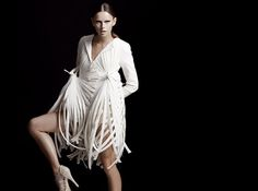 Woven Bird by Mark Goldenberg #fashion