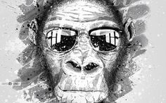 monkey_style-wallpaper_02_1920x1200.jpg (JPEG Billede, 1920x1200 pixels)