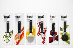 BVD – Fixa #packaging #fixa #typography