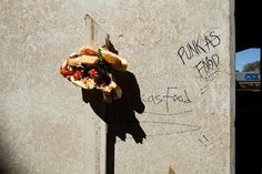 Punk As Food | Big Freedia Sammich No. 2 #punk #food #culinary
