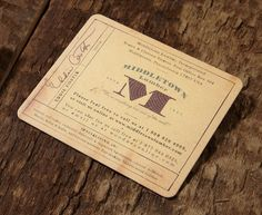 Middletown Lumber #card #business