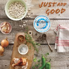 // Chobani 'Just Add Good' on Behance #ad #photography #food