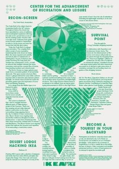 FFFFOUND! | Olaf #print #triangle #geometric #green