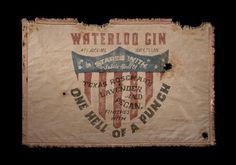 Waterloo Gin - Jon Contino, Alphastructaesthetitologist