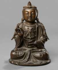Bronze des Guanyin aus Bronze