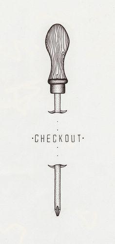 Checkout #ba #ck #dots #turn #screw #pain