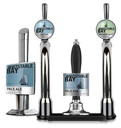 Whitstable Bay Taps #beer #taphandle